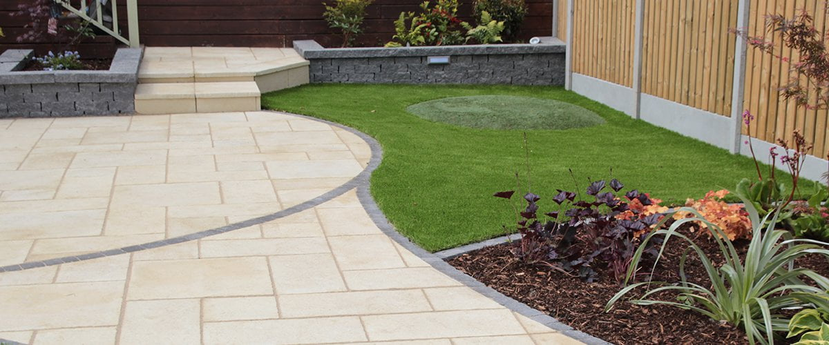 Garden Paving Installers For Hereford