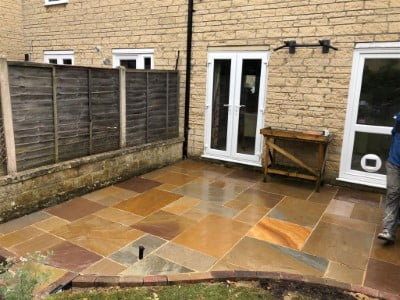 Natural Stone Installers in Hereford