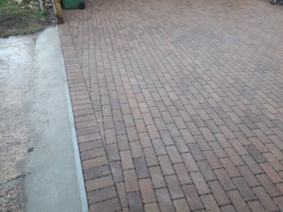Permeable Paving Installation Hereford